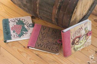 Cuadernos de vinos