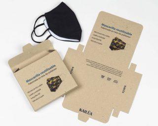 Cajas personalizadas para mascarillas